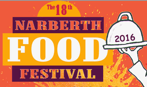 Narberth Food Festival – 24th & 25th September