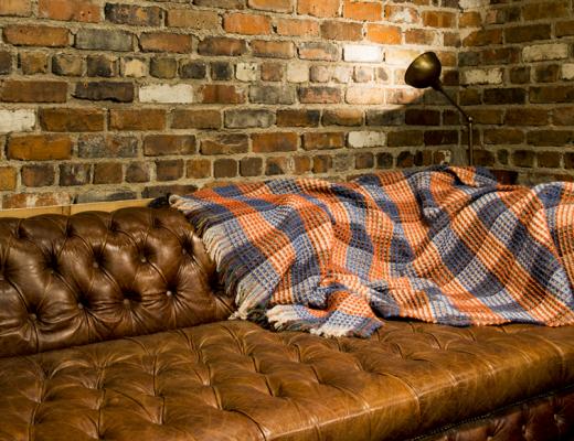 Cosy Welsh Blanket