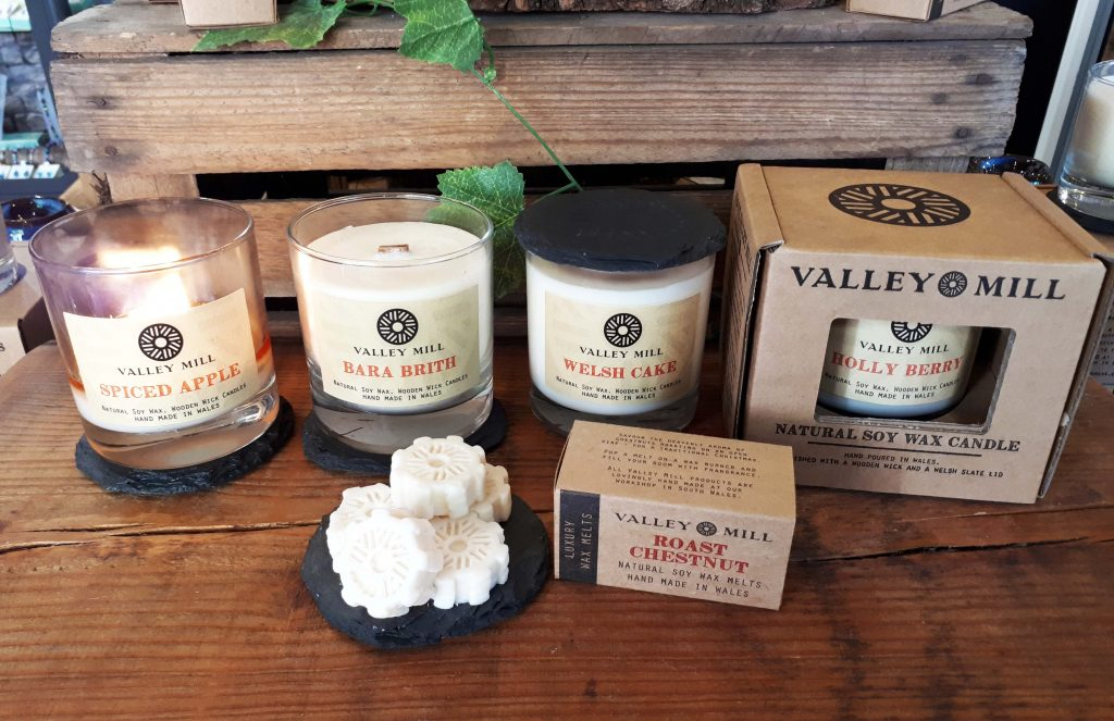 Valley Mill Christmas Soy Wax Candles