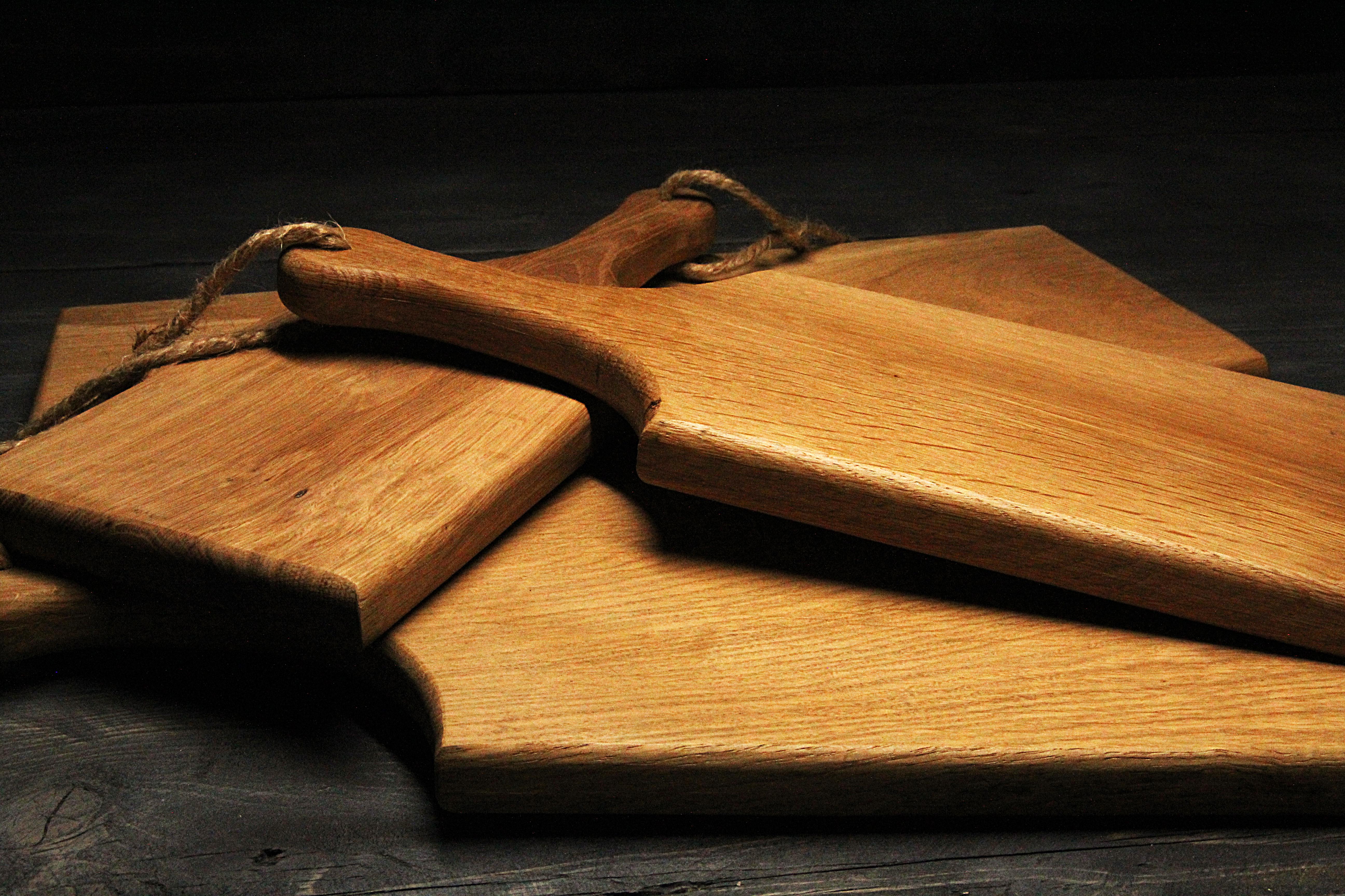 Welsh Oak Chopping Boards