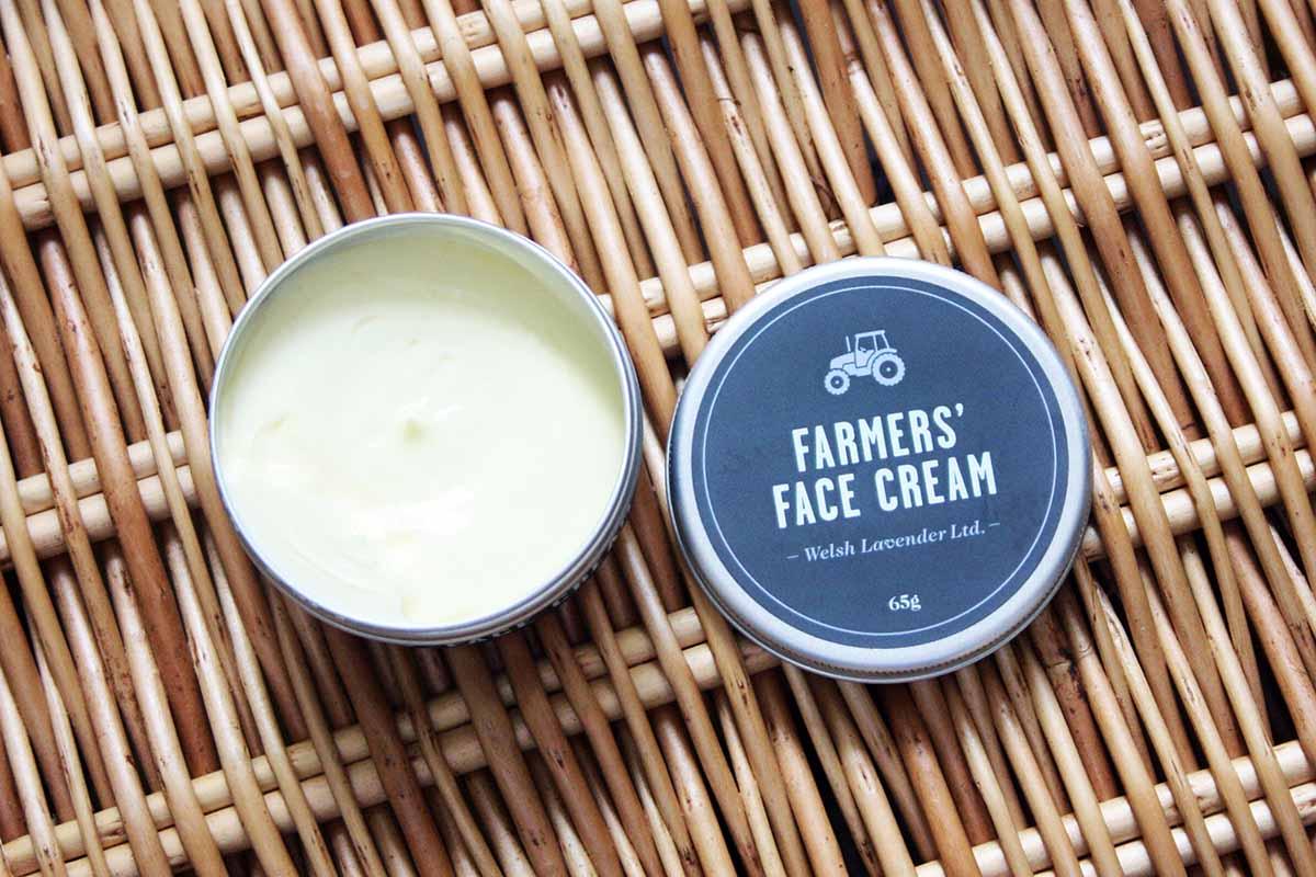 Welsh Lavender Farmers' Moisturising Face Cream