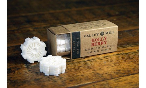 Holly Berry Soy Melts