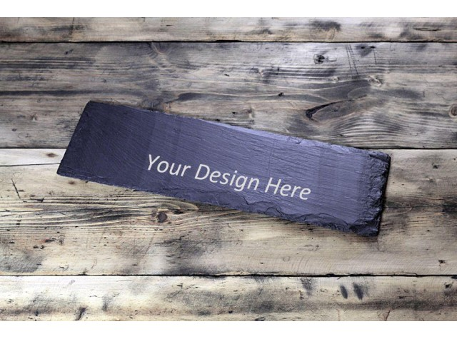 Personalised Welsh Slate Table Trivet