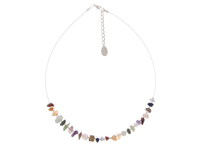 Semi-precious Chips Necklace
