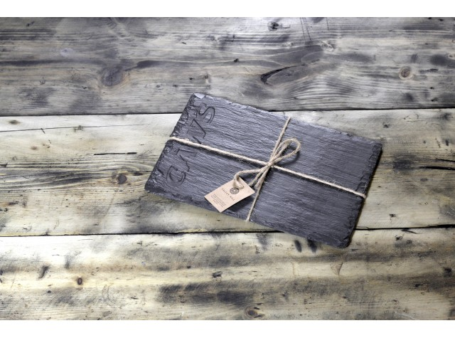 Welsh Slate cheese board - Deep Caws