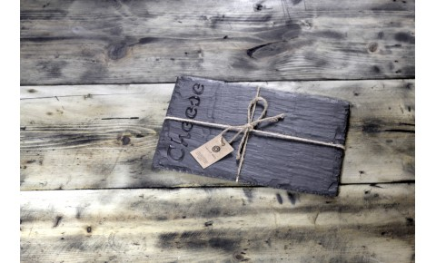 Welsh Slate cheese board - Deep Cheese