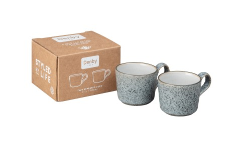Studio Blue Grey - Espresso Cup Set of 2