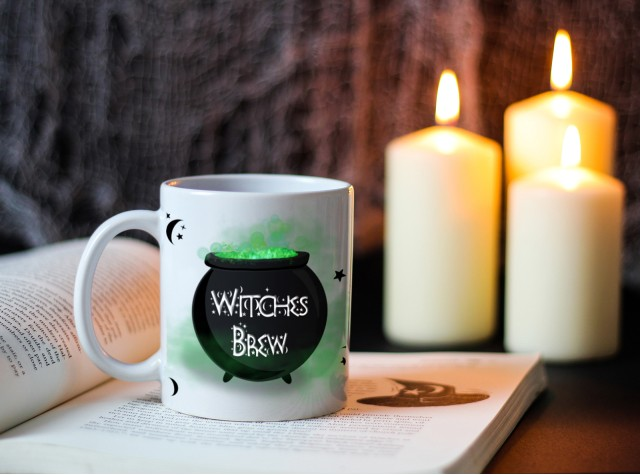 Witches Brew Ceramic Mug | Valley Mill
