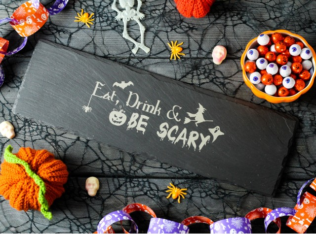 Eat, Drink & Be Scary Halloween Grazing Platter | Valley Mill