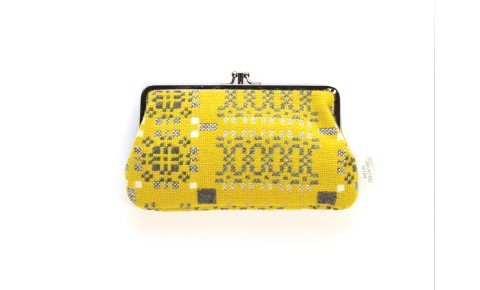 Melin Tregwynt - Large Knot Garden Gorse Double Purse