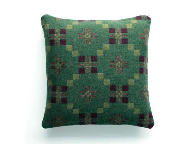 Melin Tregwynt - St David's Cross Pine Cushion