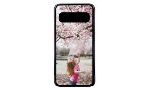 Personalised Samsung S10+ Rubber Case