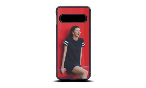 Personalised Samsung S10 Rubber Case