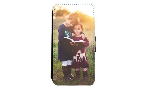 Personalised Samsung S8 Plus Flip Case