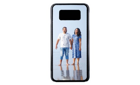 Personalised Samsung S8 Plus Rubber Case