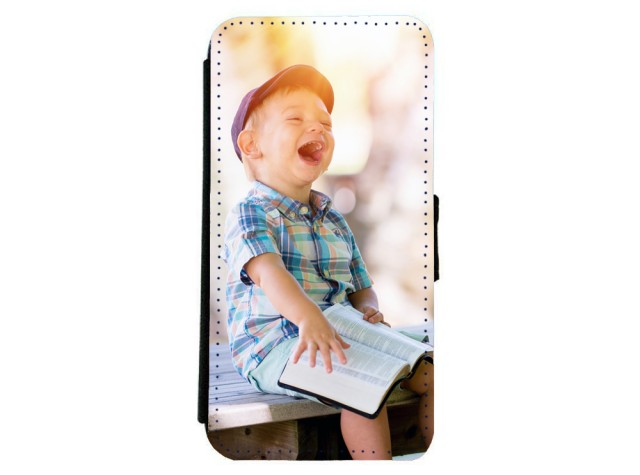 new product 99fb4 2e166 Personalised Samsung S8 Flip Case