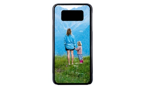 Personalised Samsung S8 Rubber Case