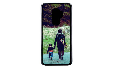 Personalised Samsung S9 Plus Rubber Case