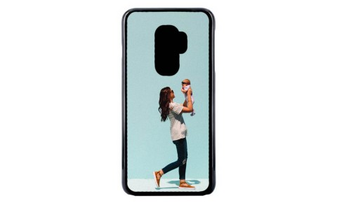 Personalised Samsung S9 Rubber Case