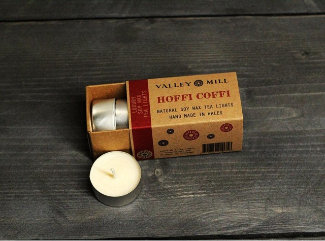 Hoffi Coffi Coffee Soy Wax Tea Lights
