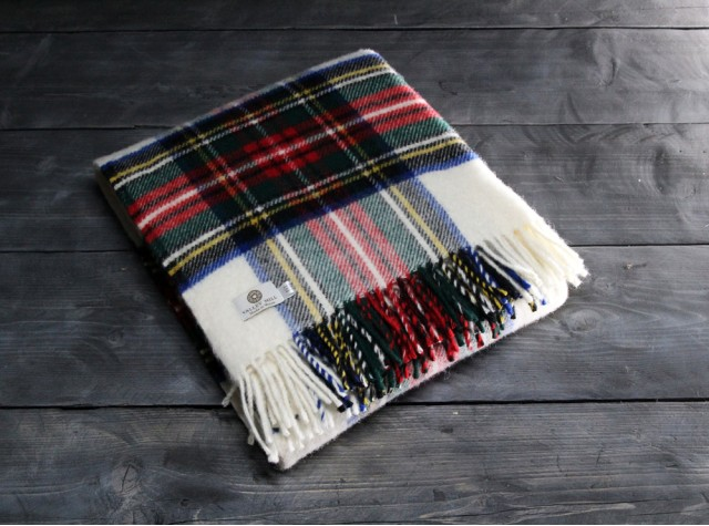Dress Stewart Welsh Blanket