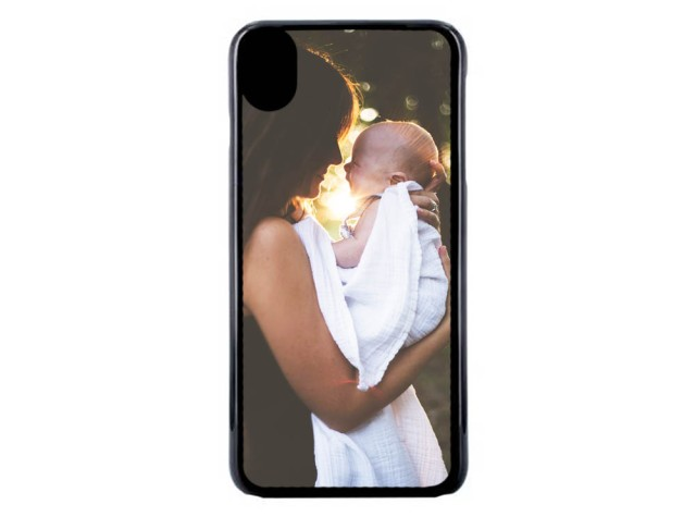 Personalised iPhone XR Rubber Case