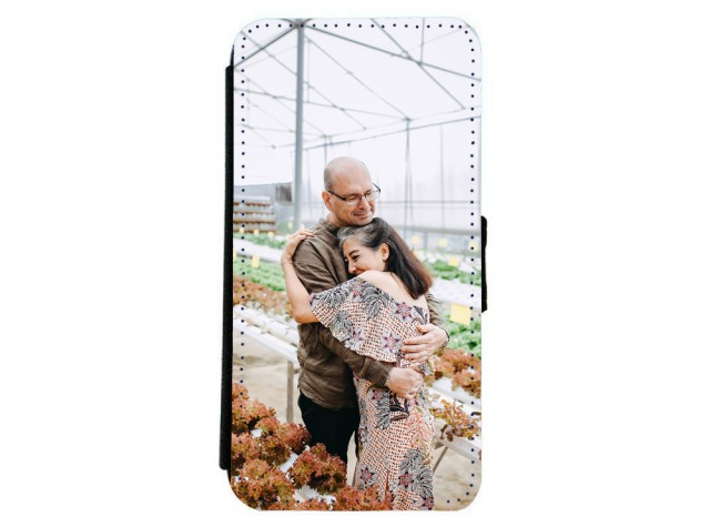 Personalised iPhone XS MAX Flip Case