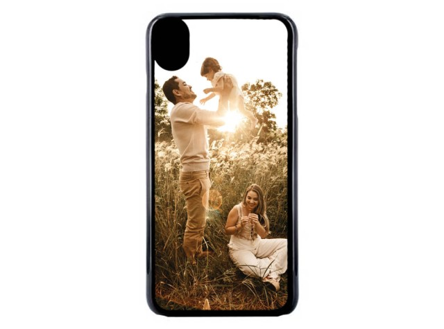 Personalised iPhone XS MAX Rubber Case