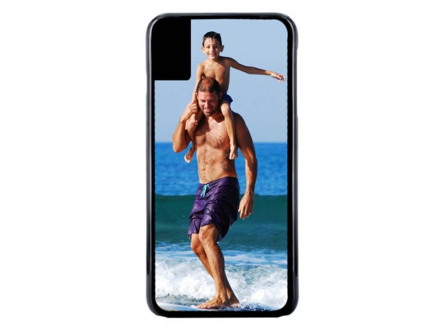 Personalised iPhone X / XS Rubber Case
