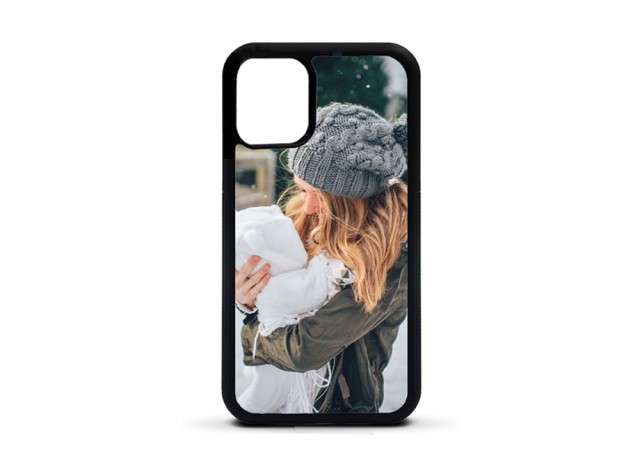 Personalised iPhone 11 Rubber Case