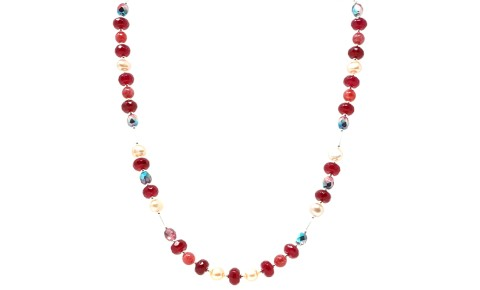 Rosehip Necklace